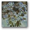 Blue Chrysanthemums  - click to visit artists gallery ->