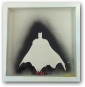 We are Heroes Batman  - click to visit artists gallery ->