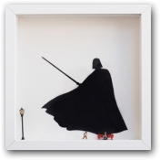Darth Vader - We Are Heroes  - click to visit artists gallery ->