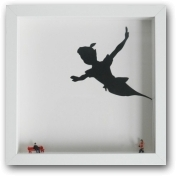 Peter Pan - We Are Heroes  - click to visit artists gallery ->