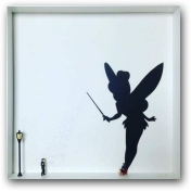 Tinkerbell - We Are Heroes  - click to visit artists gallery ->
