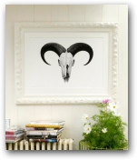 Take the Bull by the Horns  - click to visit artists gallery ->