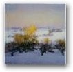 Winter Landscape - Willows 2010 Framed  - click to visit artists gallery ->