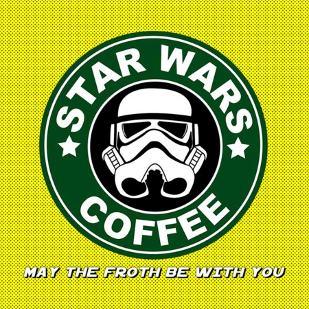 Weedon Williams Prints  |  May the Froth Be with You