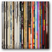 Spines #3 Rolling Stones  - click to visit artists gallery ->