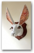 White Rabbit  - click to visit artists gallery ->