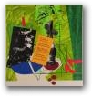Bruce McLean A Spot of Brown Windsor Soup  - click to visit artists gallery ->