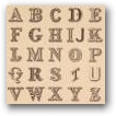 Appropriated Alphabet 1  - click to visit artists gallery ->