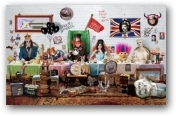 Rock and Roll Tea Party  - click to visit artists gallery ->