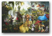 Fairytale Fantasy  - click to visit artists gallery ->