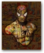 Spiderman  - click to visit artists gallery ->
