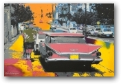 Pink Cadillac  - click to visit artists gallery ->