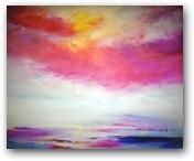 Magenta Reflections  - click to visit artists gallery ->