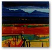 Achill Fence  - click to visit artists gallery ->
