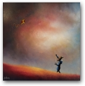 Rise Above the Clouds  - click to visit artists gallery ->