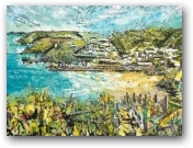 Portreath  - click to visit artists gallery ->