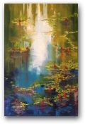 Waterlillies  - click to visit artists gallery ->