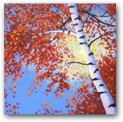 Sunlit Branches  - click to visit artists gallery ->