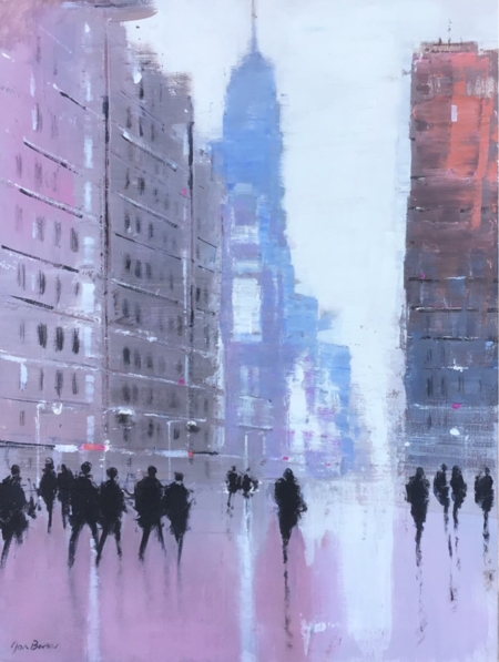 Jon Barker  |  Fifth Avenue Reflections